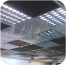 plafond verre